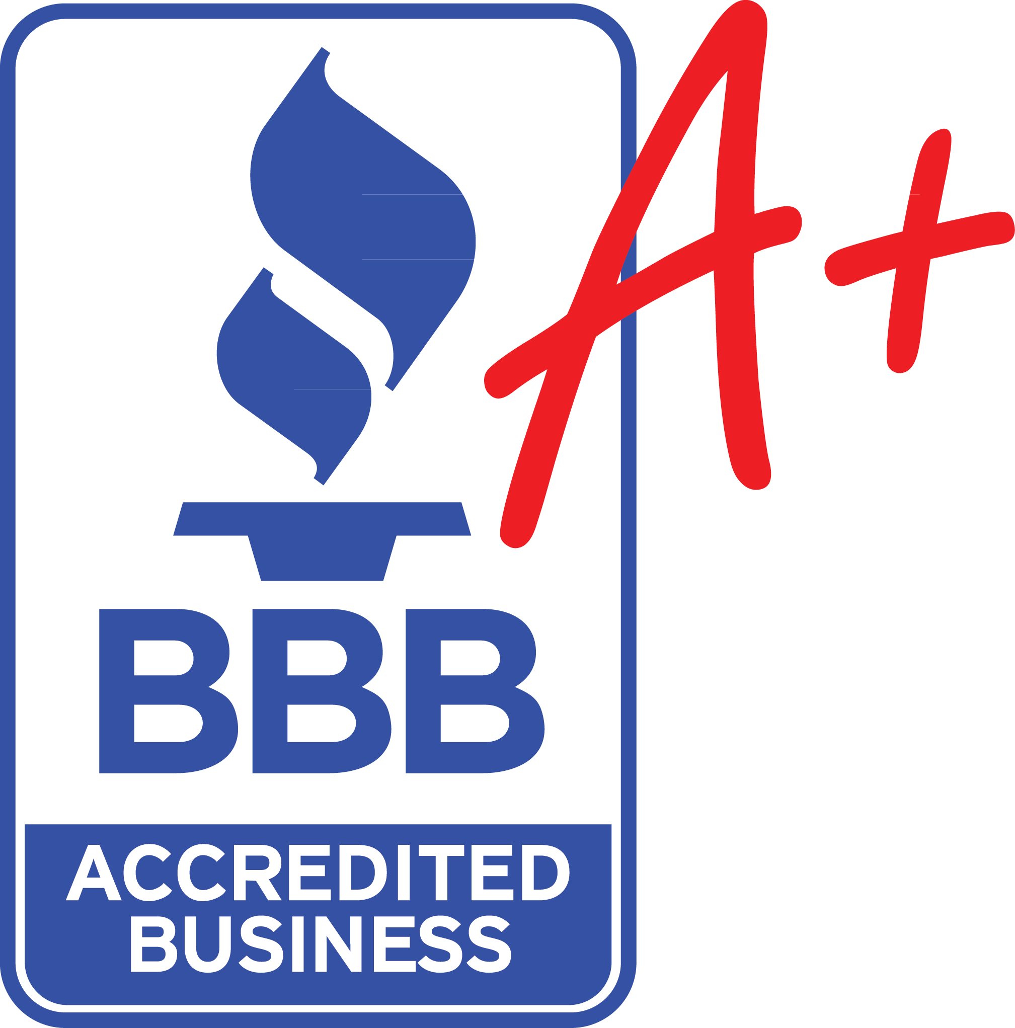 BBB A+ Rating for AVCO Roofing